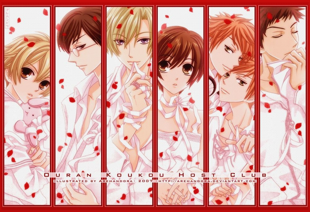 Ouran High School Host Club Ai08j61p
